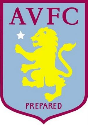 Wandsworth Times: Football Team Logo for Aston Villa